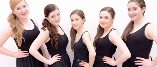 HND in Professional Stage Dance – Auditions available